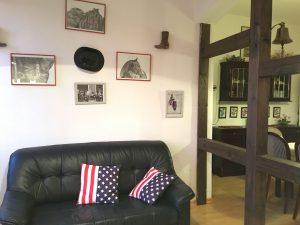 Ferienwohnung Eingangsbereich