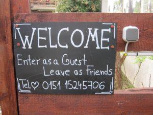 Willkommen auf unserem Ferienhof
