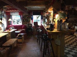 Saloon auf dem Ferienhof
